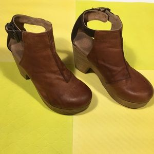 FREE People Amber Orchard Clogs Shoes 36 6